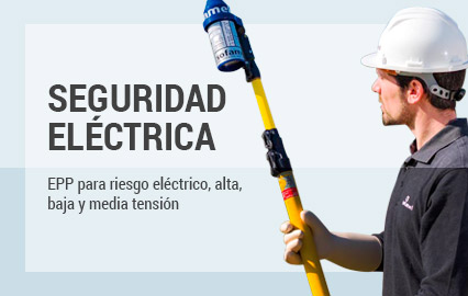 Seguridad electrica - Epp para riesgo electrico