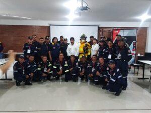 equipos estructurales para bomberos