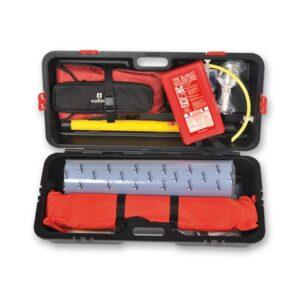 kit de rescate y maniobra eléctrico