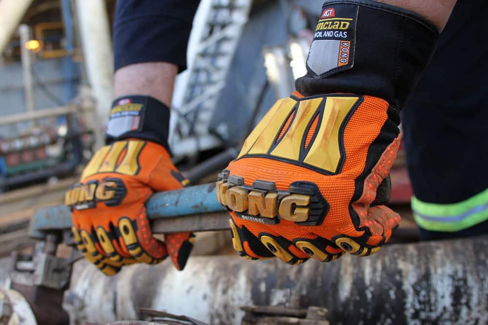 tipos de guantes de seguridad