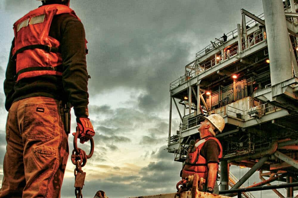 EPP petróleo y gas
