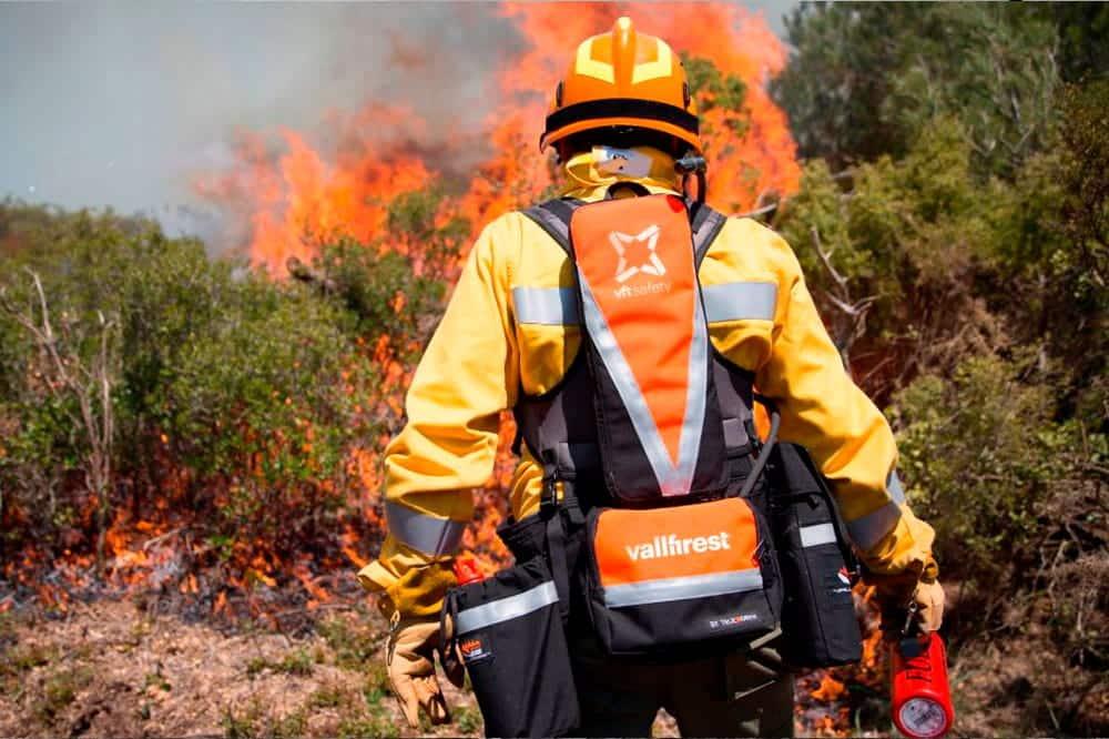 Como lograr el combate de incendios forestales
